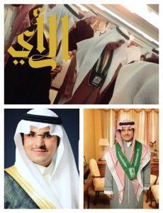 المهندس سلطان آل سلمان يحتفل بتخرجه
