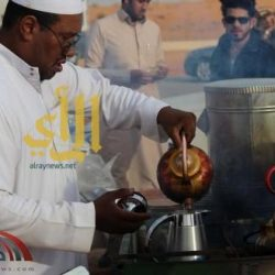 الثمامة تحتضن سكان الرياض