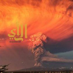 ثوران بركان «كالبوكو»