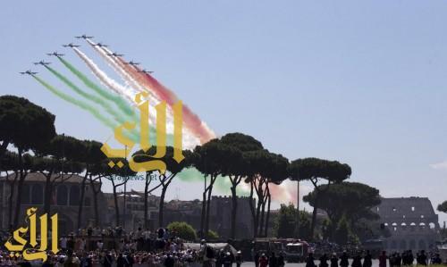احتفال إيطاليا بــ «إعلان الجمهورية»