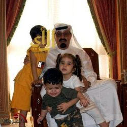 الملك عبدالله والشيخ ابن عثيمين رحمه الله