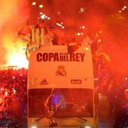 تتويج ريال مدريد بكأس ملك أسبانيا
