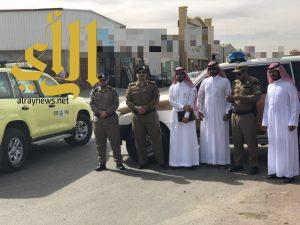 شرطة الجوف تواصل حملات وطن بلا مخالف