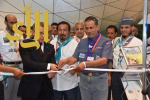 سفير المملكة في أذربيجان يفتتح المعرض الكشفي السعودي في باكو