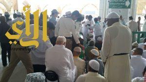 كشافة تعليم مكة المكرمة تُسخر 340 كشافاً لخدمة المعتمرين والمصلين يوم الجمعة