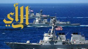 تحطم طائرة للبحرية الأمريكية على متنها 11 شخصاً في بحر الفلبين