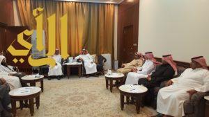 اجتماع للجنة التنمية السياحية بمحافظة وادي الدواسر