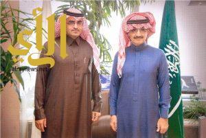 أمير عسير يثمن للأمير الوليد بن طلال دعمه الإعلامي لفعاليات وبرامج أبها عاصمة السياحة العربية