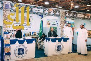 كلية الباحة للعلوم الأهلية تختتم مشاركاتها بمهرجان الجنادرية 31