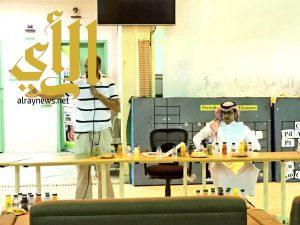 ندية الرياض الموسمية تذكر الطلاب برمضان زمان ومالذ وطاب يجذبهم للأكلات الشعبية