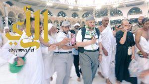 انطلاق المسار التطوعي لإجازتي من الحرم الشريف