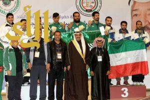 أربع ميداليات لمنتخب الرماية في أولى منافسات البطولة العربية الـ 13