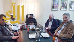جامعة الباحة تبحث مع جامعة أوبسالا السويدية زيادة تبادل الخبرات وعقد الشركات