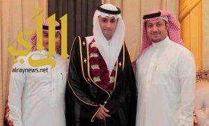 """قبيلة """"آل عريشي"""" تحتفل بزواج إبنها """"علي عباس"""""""