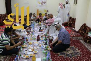 """نادي نماء التطوعي بوادي الدواسر يُطلق مبادرة """" جرب تصوم """""""