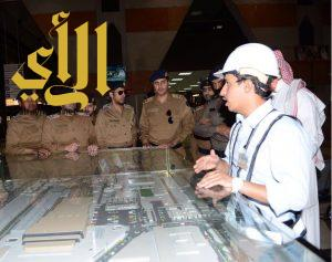 بندر آل حمدان مديراً لصيانة الخطوط الحديدية