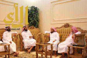 جمعية البر بالحكامية في ضيافة رئيس محكمة الاستئناف بجازان