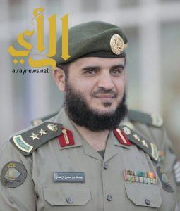 العقيد آل هادي يرزق بمولود
