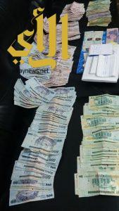 الرياض القبض على 8 وافدين تورطوا في عمليات غسيل أموال وتحويل مبالغ للخارج