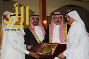 البراق يرعى احتفالات أهالي البديع بتعيين شيخهم الجديد