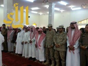 أهالي محافظة هروب يشيعون شهيد الوطن جمعان الهروبي