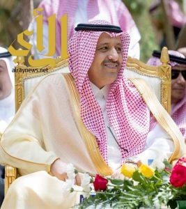 الأمير حسام بن سعود يطلق مهرجان صيف الباحة 38هـ أول أيام العيد