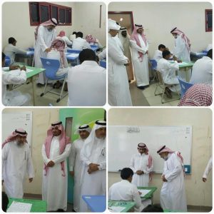 بالصور تعليم مكة يستعد لاستقبال الطلبة والطالبات لأداء الاختبارات
