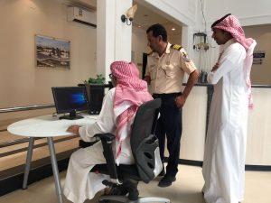 بلدية الظهران تخصص أجهزة حاسب آلي لخدمة كبار السن وذوي الاحتياجات الخاصة