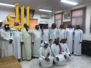 تكريم المعلمين المتقاعدين في مدرسة أبو عبيدة عامر بن الجراح ببلقرن