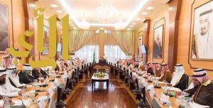 أمير الباحة يرأس الجلسة الختامية لجلسات المجلس في دورته الـ 89