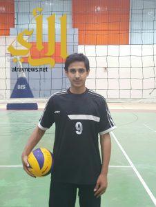 منتخب المملكة يضم لاعبين نادي العرين من ظهران الجنوب في لعبة كرة الطائرة