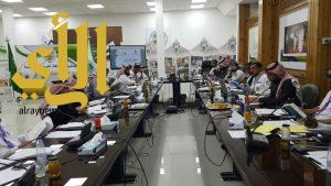 أجتماع لمسئولي العمل الكشفي في الجامعات والكليات الأهلية