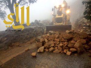 بلدية بني عمرو تستنفر فرق الطوارئ بالبلدية على مدار الساعة