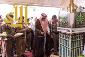 أمير الباحة يرعى حفل اختتام أنشطة وبرامج نزلاء سجن الباحة