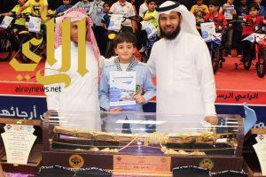 ابتدائية هشام بن حكيم بالرياض تحتفي بالفائزين بمسابقة هشامية العائلية السابعة