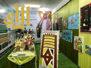 وزارة العمل والتنمية بعسير يشارك بمعرض ضمن فعاليات أبها عاصمة السياحة العربية ٢٠١٧ م