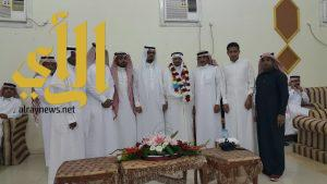 الاستاذ عبده مخاي يحتفى بزواجة الثاني