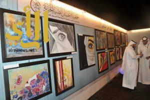 جمعية إحسان الطبية تلفت أنظار الزوار في مهرجان جازان الشتوي