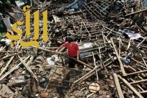 زلزال بقوة 6.5 درجات يضرب جزيرة جاوة الإندونيسية