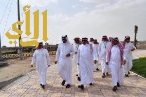 أمين عسير : جهود بلديات المنطقة مفخرة للعمل البلدي