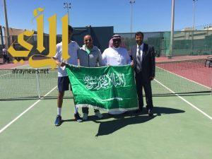 أخضر التنس يواصل التألق في كأس ديفيز ويلحق منتخب قيرقيستان بالبحرين