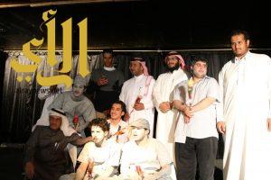 النشاط المسرحي بجامعة الملك خالد يحتفي باليوم العالمي للمسرح