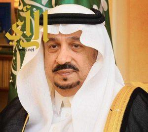 أمير الرياض يوجه الأمانة والمياه بمعالجة طفح ( الصرف الصحي)