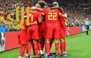 بلجيكا تسقط البرازيل وتتأهل إلى نصف النهائي