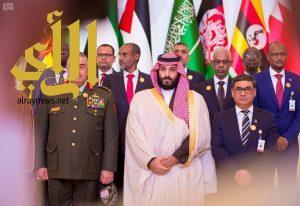 ولي العهد يفتتح أعمال الاجتماع الأول لمجلس وزراء دفاع دول التحالف الإسلامي العسكري