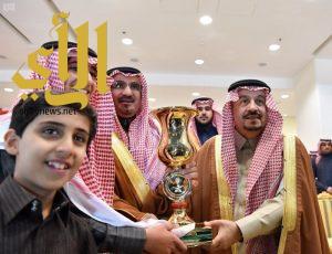 أمير الرياض يرعى حفل سباق الخيل السنوي الكبير
