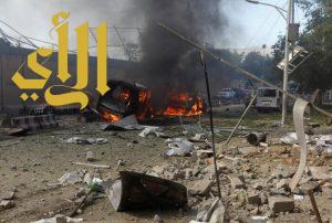 80 قتيلاً على الأقل و350 مصاباً في انفجار كابول