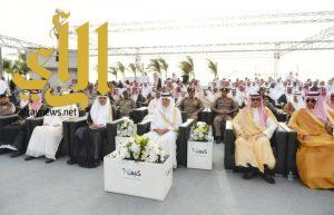خالد الفيصل يطلق قافلة ملتقى مكة الثقافي في نسختها الثانية