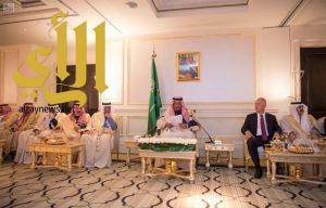 الملك سلمان : رؤية 2030 تفتح آفاقا واعدة لقطاع الأعمال والشركات من جميع الدول