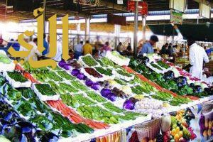 سوق الخضروات والفواكة بجدة يشهد انخفاضاً في الأسعار